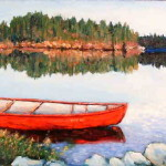 Cottage Country 11 (15x30'')