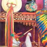Recuerdos de Chiapas (40x30'')