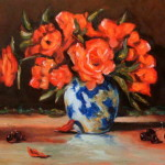 Rosas 4 (16x20'')