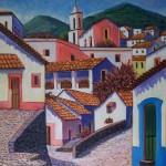 Taxco  (30 X 24'')