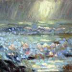 bruma oil on canvas 8''x10''